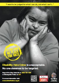 Disability Hate