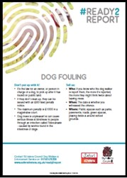 Dog Fouling Factsheet
